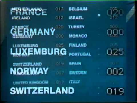 Eurovision 1975   Voting Part 1 3
