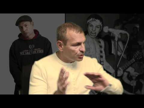 Cockney Rejects frontman recalls hooliganism that left him scarred