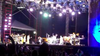 Earth, Wind & Fire - Devotion - Live at Sunfest 2011