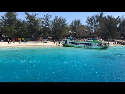 Bali Life: WHAT TO EXPECT ON THE FAST BOAT TO GILI T