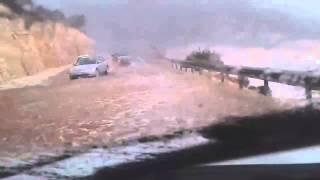 Antalya storm