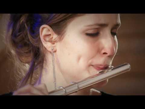 Bach Es-dur Sonata flute - Pete Lilla