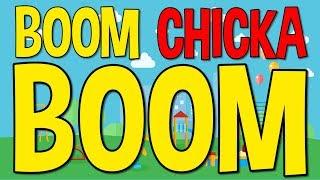 Boom Chicka Boom | Fun Dance Song for Kids | Brain Breaks | Jack Hartmann