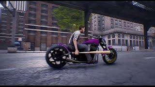 ROAD RAGE (Дорога Ярости) - игра на МОТОЦИКЛАХ!