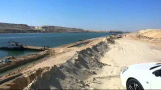 new Suez Canal dredging before the end of 48 hours July 13, 2015