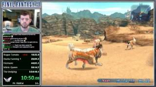 Final Fantasy XII Speedrun -  5:52:46