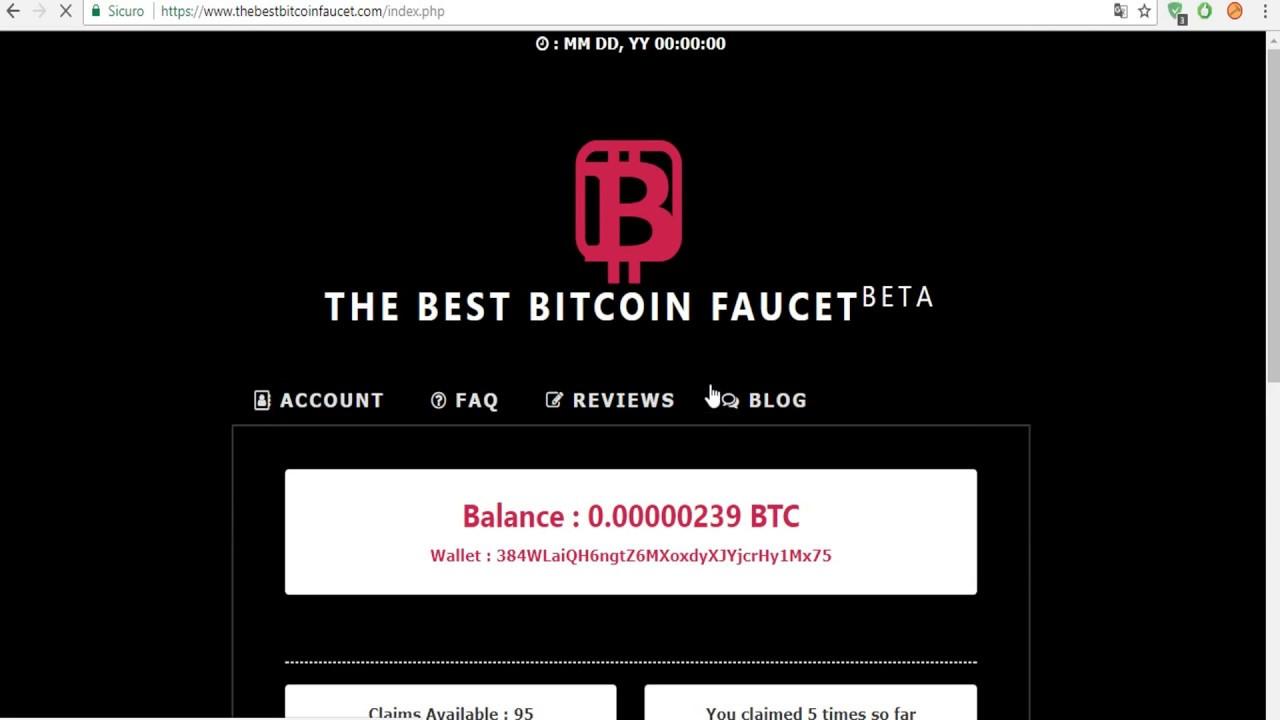bitcoin ogni minuto piattaforma di branson bitcoin richard