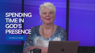Session 3: Spending Time In God's Presence