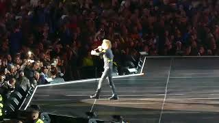 ROLLING STONES   I Cant get No Satisfaction   12 9 2017 München Olympiastadion