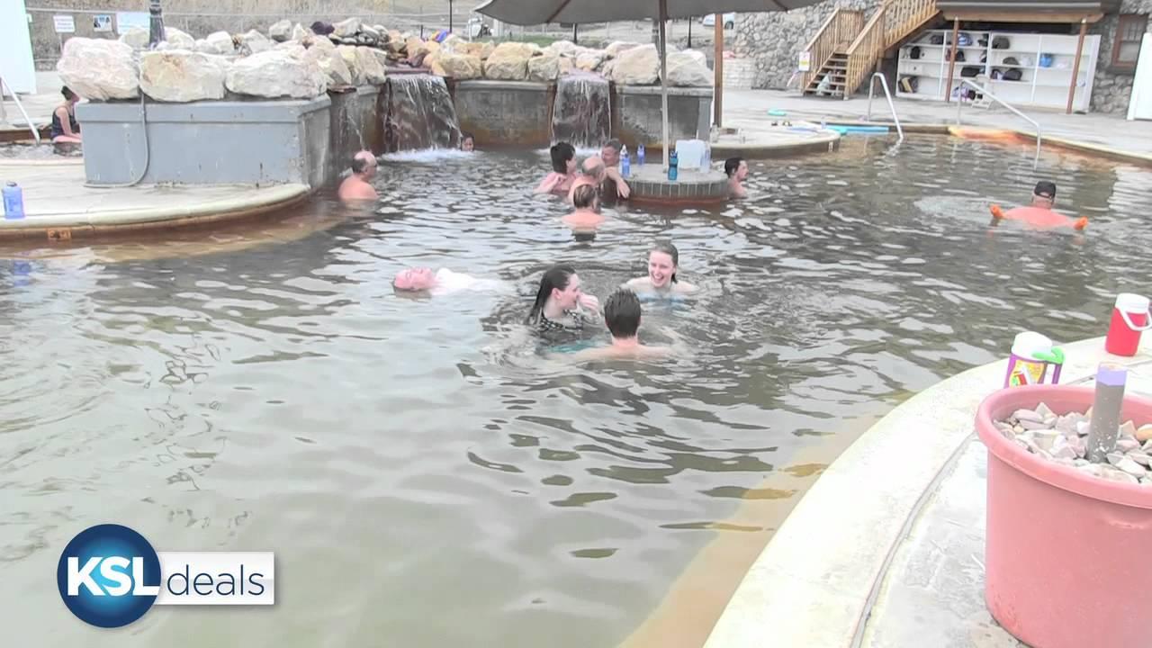 Ogden to lava hot springs