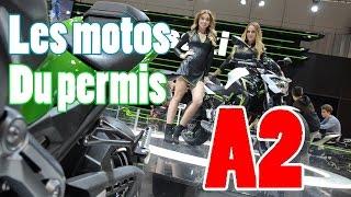 Les Motos du A2 | fast overview Salon de l'auto/moto Bruxelles 2017