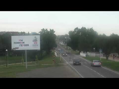 Кореновск. ДТП. 03.06.2019. Ул. Красная.