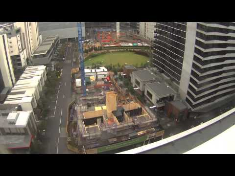 Forte Apartments, Melbourne, The World's Tallest Timber Apartments.