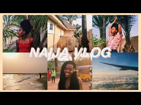 Travel To Nigeria Vlog