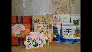 Распаковка бумажных сюрпризов ПАЗЛЫ НОВИНКА! + новый каталог )))