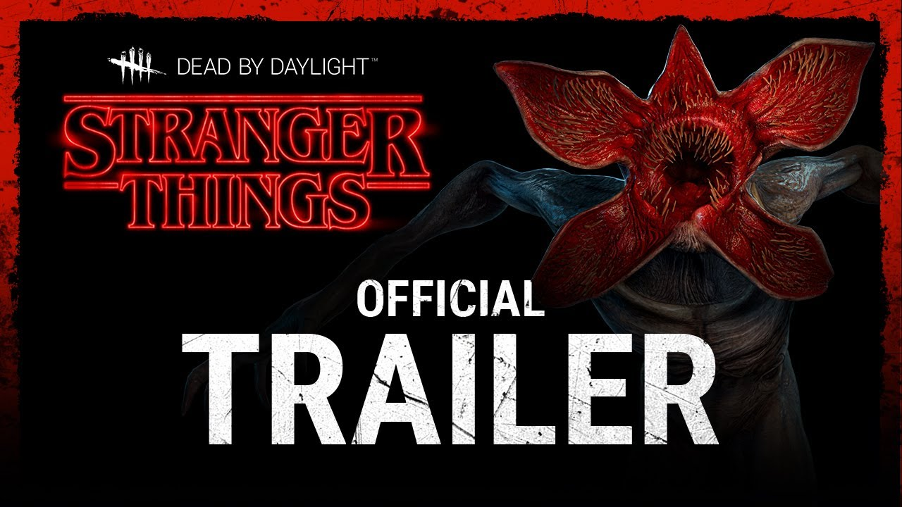 "Dead by Daylight – Stranger Things ""Spotlight"" trailer"