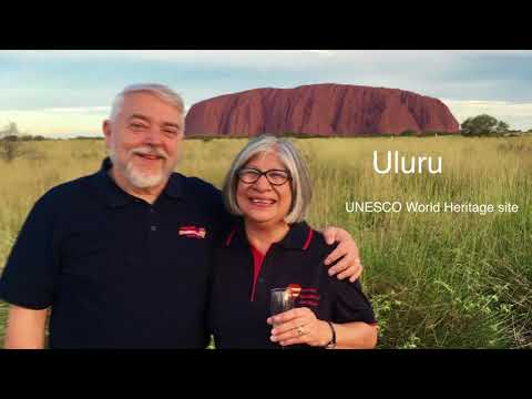 Australia Tour  2018, narrated