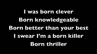 Drill Queen - Born Depressed Lyrics