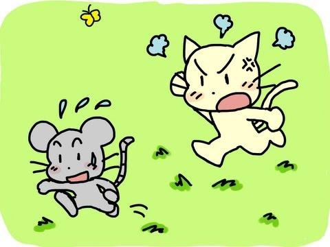 ネコがネズミを追いかけるわけ (Việt Sub)