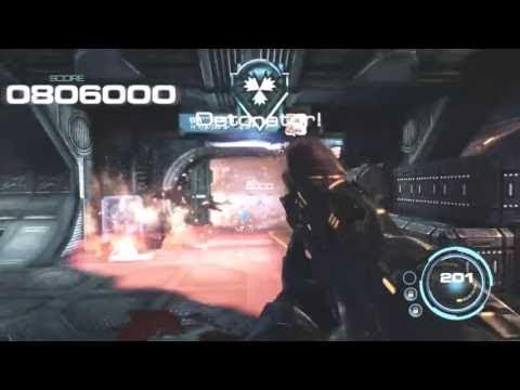 Alien Rage - Unlimited, Sabotage, Playthrough  