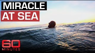 Miracle at Sea (2013) - Surfer falls overboard and forced to fend off sharks  | 60 Minutes Australia