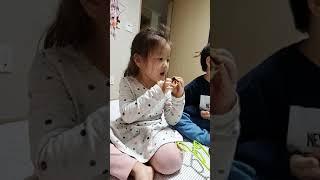 호두과자 맛있게 먹는방법!!