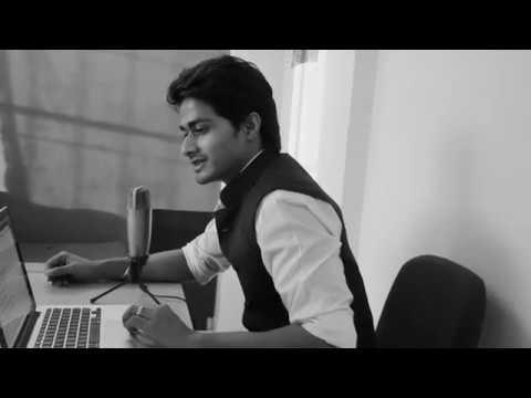 inkStation | Hamesha Der Kar Deta Hoo |Poet- Muneer Niyazi | By Harshit Anurag