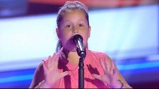 """Natalia: """"Qué No Daría Yo"""" - Audiciones a Ciegas - La Voz ..."""
