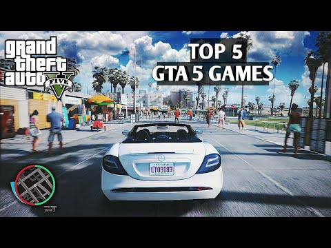 TOP 5 GTA 5 GAMES FOR ANDROID|| DOWNLOAD ALL GTA 5 GAMES
