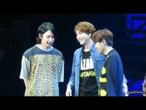 "28/05/16 Super Junior Special Event ""Super Camp"" in Macau - Descendants of the Sun Reenactment"