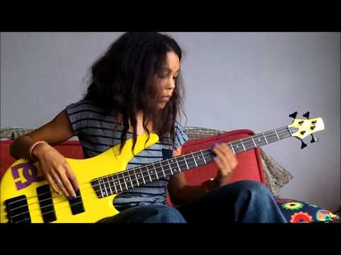 Eagles Hotel California Bass Cover