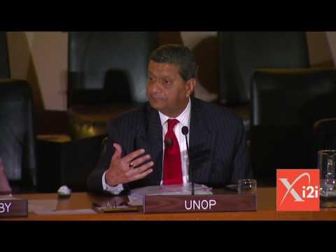 Amir Dossal (United Nations) presentation at i2i's...