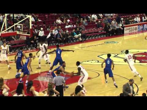 Fresno State Basketball vs San Jose