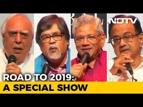 Kapil Sibal, P Chidambaram, Chandan Mitra, Sitaram Yechury On 2019 Battle