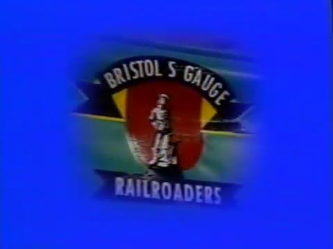 Bristol S Gauge Railroaders at the Anherst Railway Society's Railroad Hobby show 1997