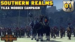 Borgio the Besieger Modded Campaign #1 - RISE OF TILEA   Total War: Warhammer 2