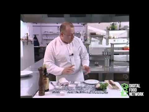 "Traveling Gourmet How to prepare Glass Eels ""Pibales by Master Chef Thierry Marx"