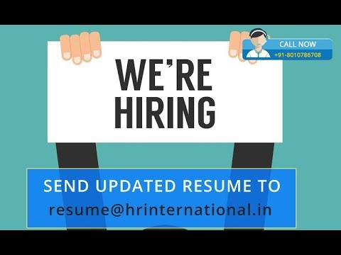 WE\'RE HIRING !! Send Us Your Updated Resumes And Get The Best ...