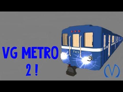 Смотр на игру: VG Metro 2. ►