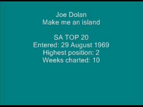 Joe Dolan - Make me an island.wmv