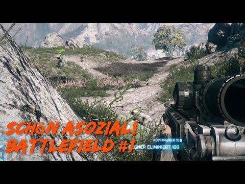 Schön Asozial!  - Battlefield 3 #1 - Eddie Zockt! Deutsch [GER/HD/60FPS]
