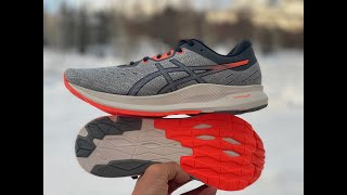 ASICS EvoRide Initial Run Impressions, Shoe Details and Comparisons