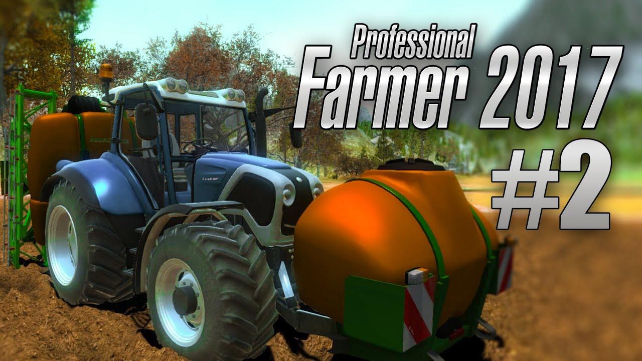 Landwirtschaft 2017 #002 - Lindner-Traktor gekauft! I Let\'s Play ...