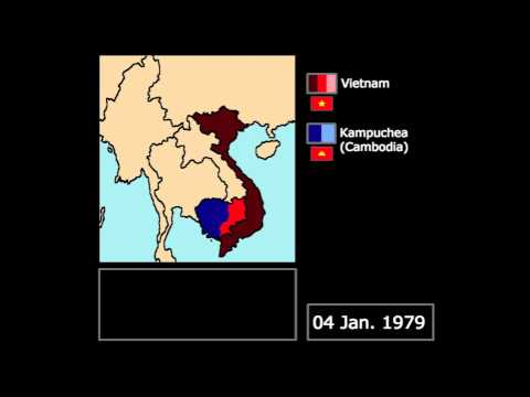 [Wars] The Cambodian-Vietnamese War (1978-1979): Every Day