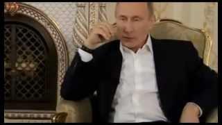 Как Путин убрал дерзкую ухмылку у Обамы (Рекомендовано всем )