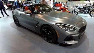 2020 BMW Z4 @ 2019 Canadian International Auto Show