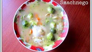 Smachnego/Суп  с брюссельской капустой