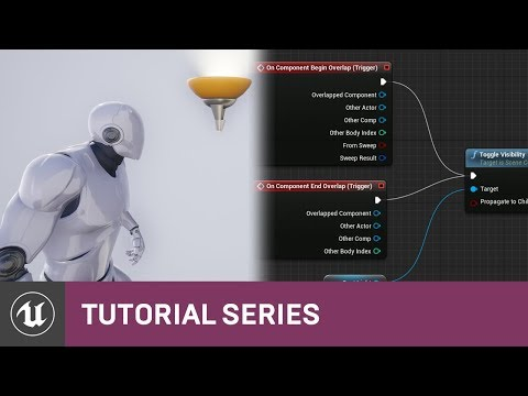 Intro To Blueprints: Adding Functionality To A Class BP | 06 | V4.8 Tutorial Series | Unreal Engine