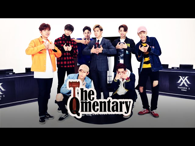 The Qmentary(더큐멘터리): MONSTA X(몬스타엑스) _ HERO(히어로) [ENG/JPN/CHN SUB]