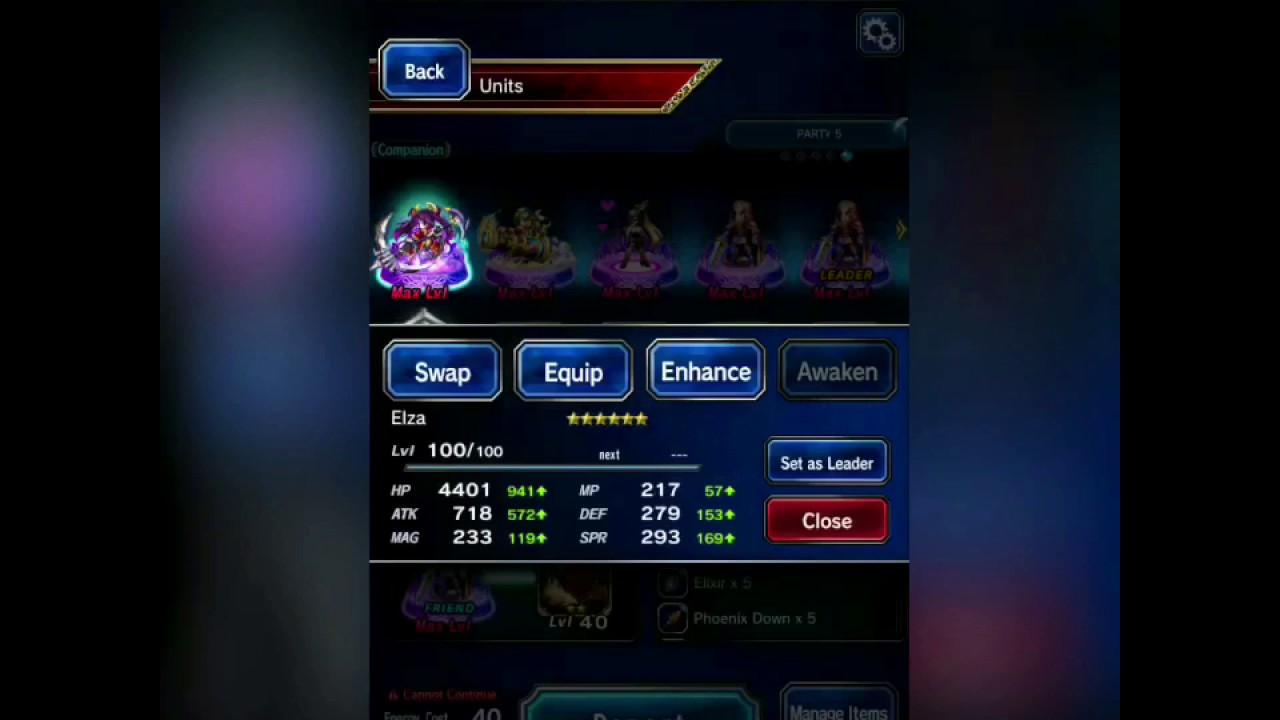 how to get espers ffbe